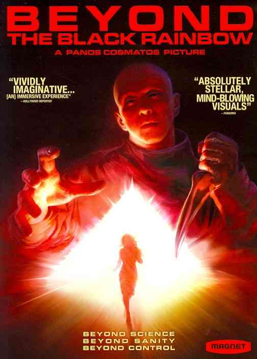 BEYOND THE BLACK RAINBOW BY ROGERS,MICHAEL (DVD)
